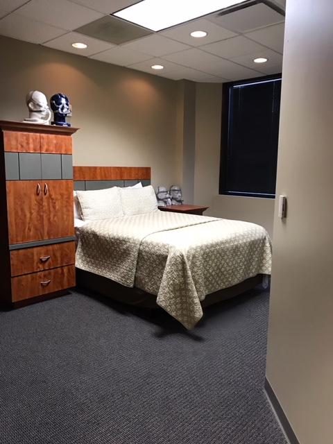 Wesley Neurology Sleep Center Room
